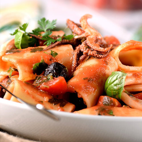Calamari Marinara Or Fra Divalo