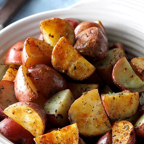 Roasted Red Potato Wedges