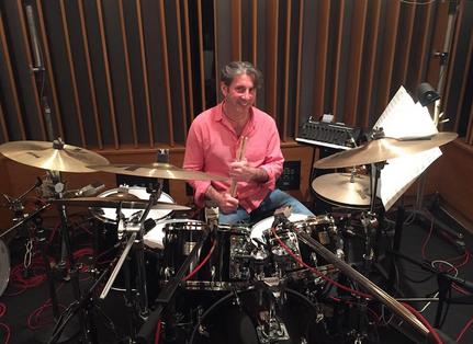 Clint DeGannon - Drummer on FLAG SONG an