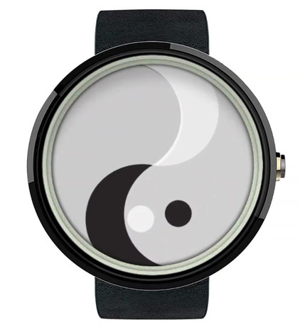 YinYang Smartwatch Face