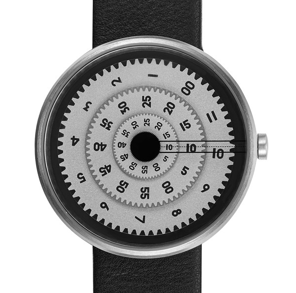 Vault Watch designed by Daniel Will-Harr
