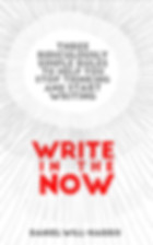 Write in the Now Cover