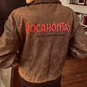 SOLD: Disney Pocahontas Crew Jacket