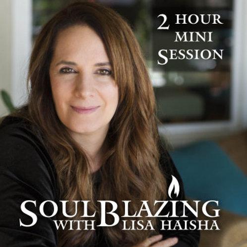 SoulBlazing 2-hour mini session