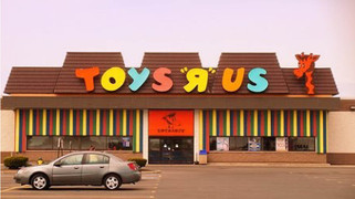 Toys Were Us...