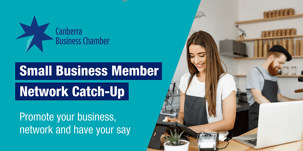 Small Business Member Network Catch-Up #1
