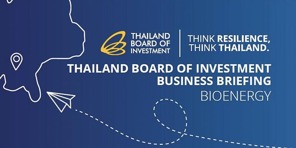 BOI Business Briefing - Bioenergy