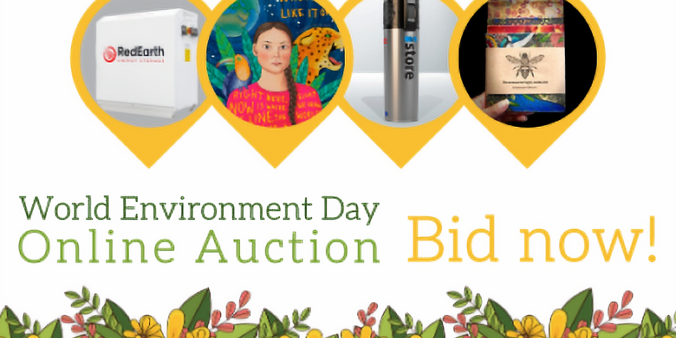 World Environment Day Online Auction