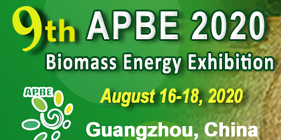The 9th Asia-Pacific Biomass Energy Exhibition (APBE2020)