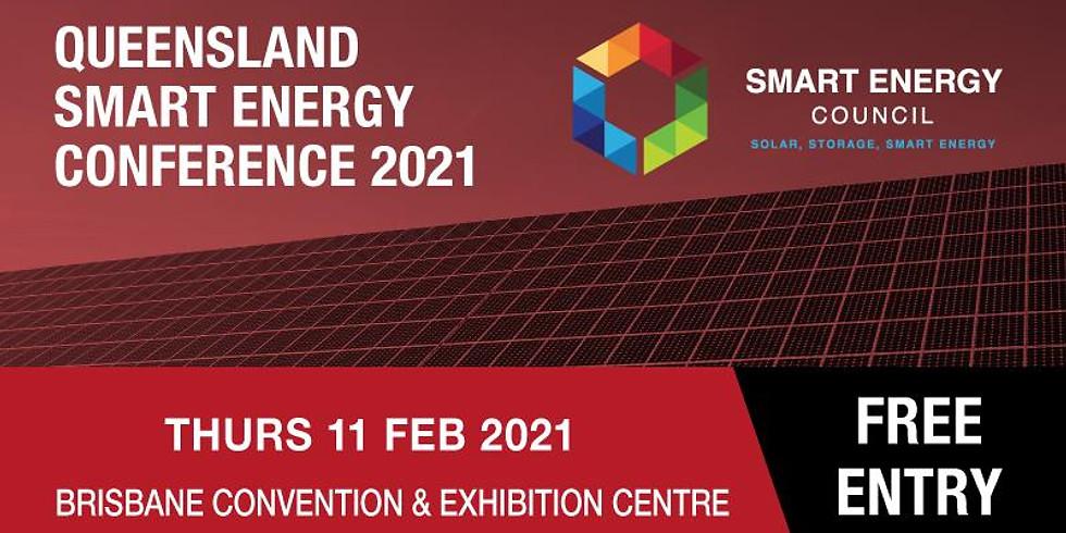 Queensland Smart Energy Conference 2021