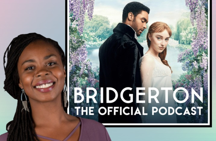 Gabby Collins - Bridgerton, The Official Podcast
