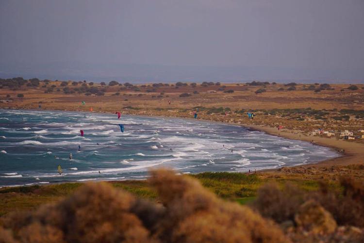 gokceada kitesurf
