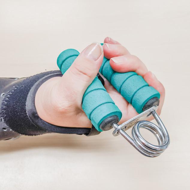 EXOS Wrist Cock Up Splint