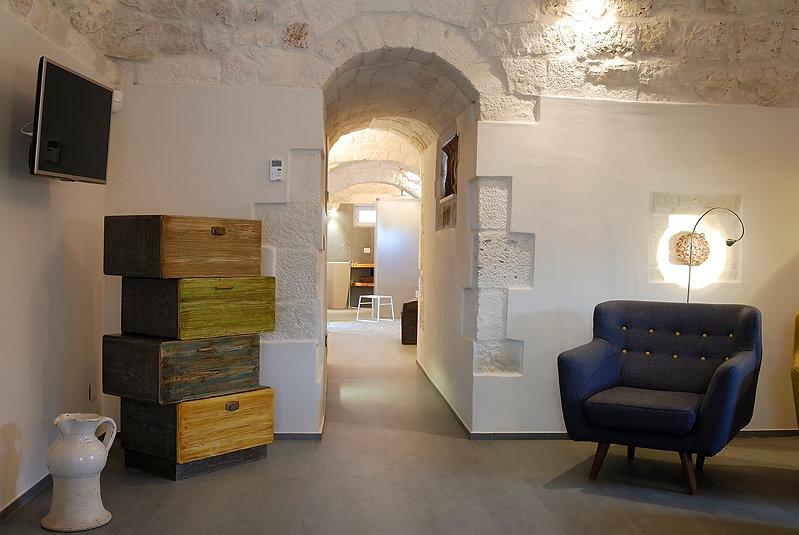 Trullo Living Room