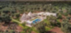 Drone View Trulli