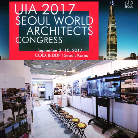 Seoul World Architects Congress UIA 2017