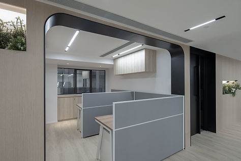 office interior design ad build hong kong compay workspace workplace Wanchai 办公室室内设计公司 display design