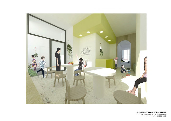 TWFHs Child Care Centre - LOT Architects