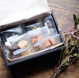スペルト小麦のお菓子BOX