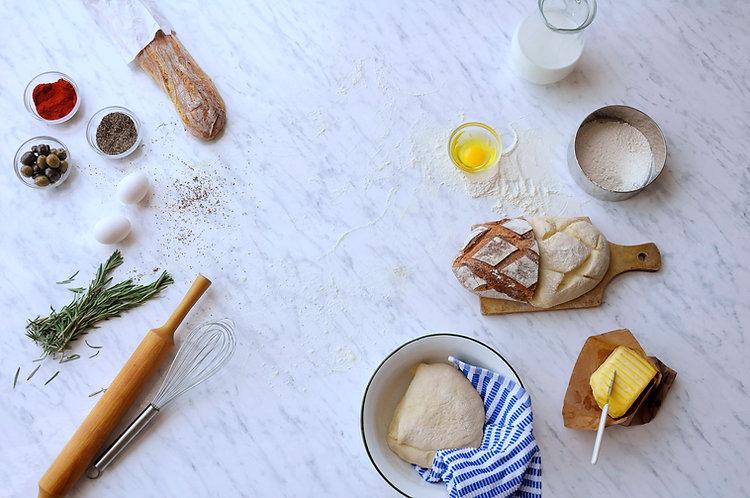 ベーキングパンの構成