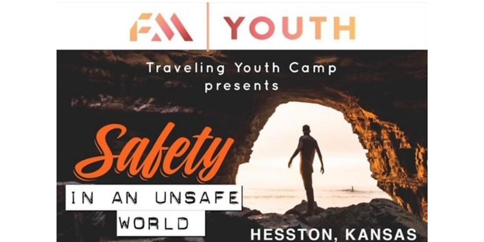 Faith Ministries Network Traveling Youth Camp