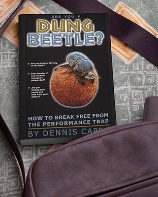Are You a Dung Beetle- Book By the Capra
