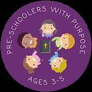 Pre-Schoolers with Purpose_Faith Ministr