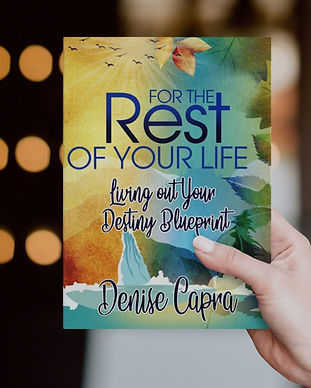 For the Rest of Your Life- Book By Denis