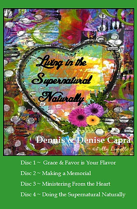 Living in the Supernatural Naturally