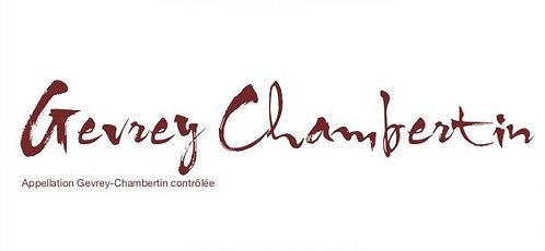 Gevrey-Chambertin 2016