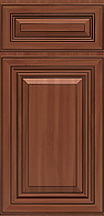 Raised Panel Solid Wood Door Style, Kitchen Cabinets, TX Cabinetry