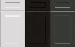 TX Shaker Door Style, Kitchen Cabinets, TX Cabinetry