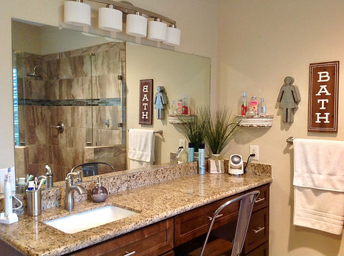 Kitchen & Bath Gallery | TX Cabinetry @ Humble,TX.