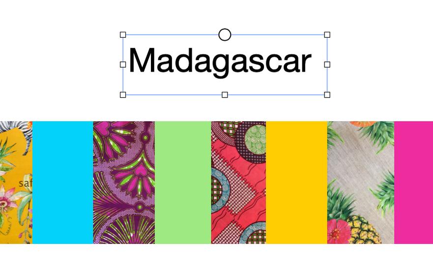 Série MADAGASCAR 2021: 130€