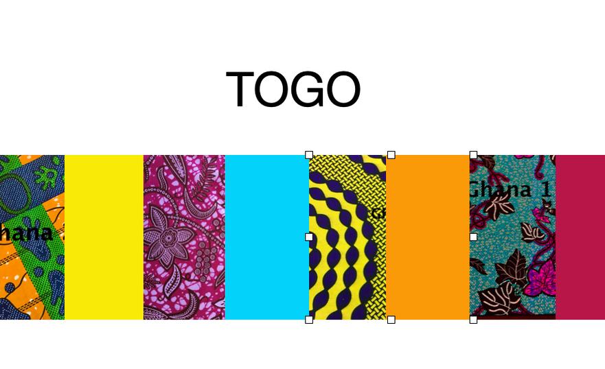 Série TOGO 2021: 130€