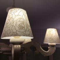 chapeaux de lampes