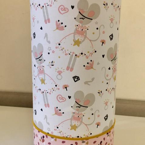 """Lumières d'enfance """"souris roses"""" : 30€"""