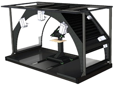 hardware-base, OptiFrag & OptiGlass, Metrology-based quality control