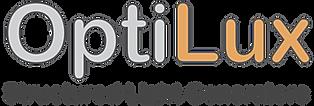 Optilux structured light generator logo