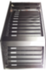 Modular arragnement of a structured Light genetor, optilux technology