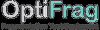 OptiFrag fragmentation test equipment logo
