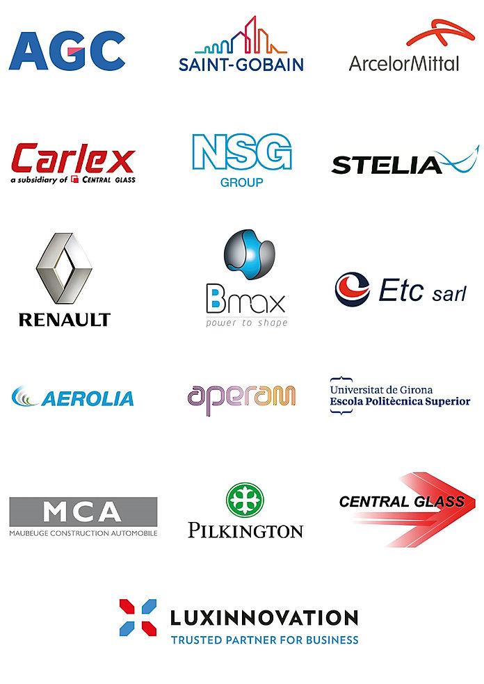 Virelux' Partner & Client References