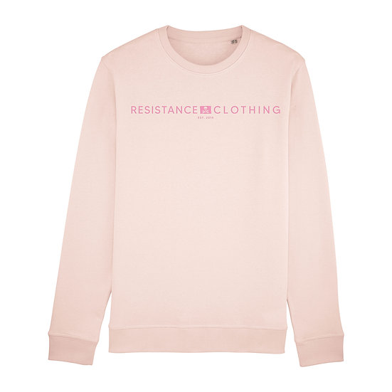 Sweat Candy Pink Résistance Clothing