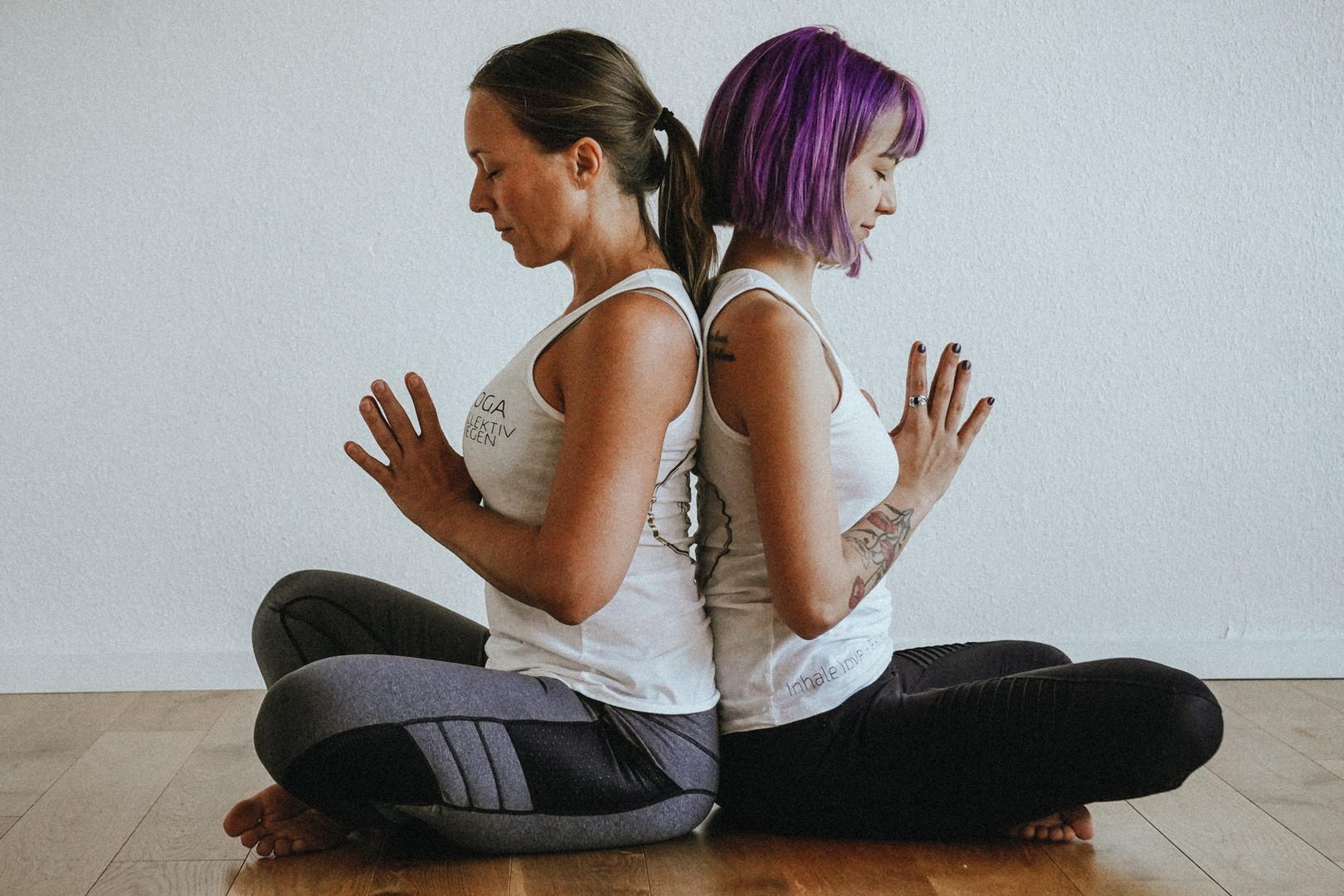 Yoga Kollektiv Siegen Yogastudio Kristin Underwood Jacoba den Ouden