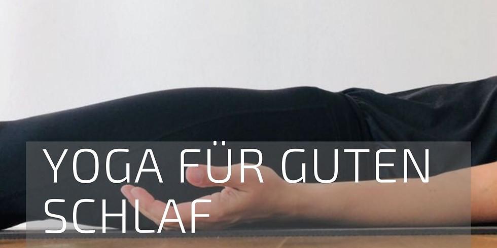 YOGA SPECIAL - Yoga für guten Schlaf
