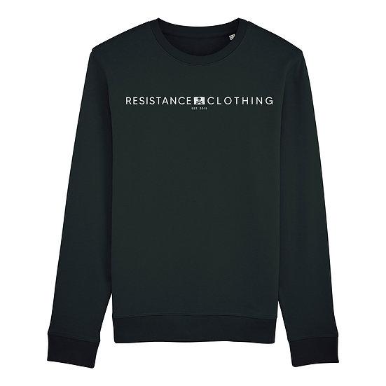 Sweat Black Résistance Clothing