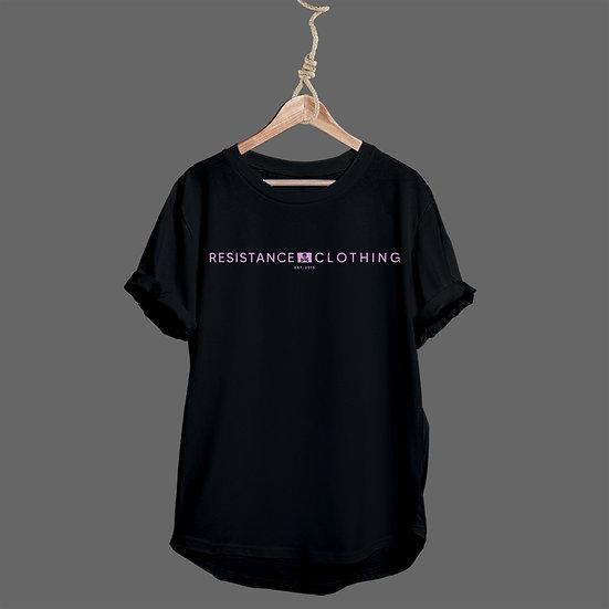 Tee Shirt Schoolboy Black and Purple