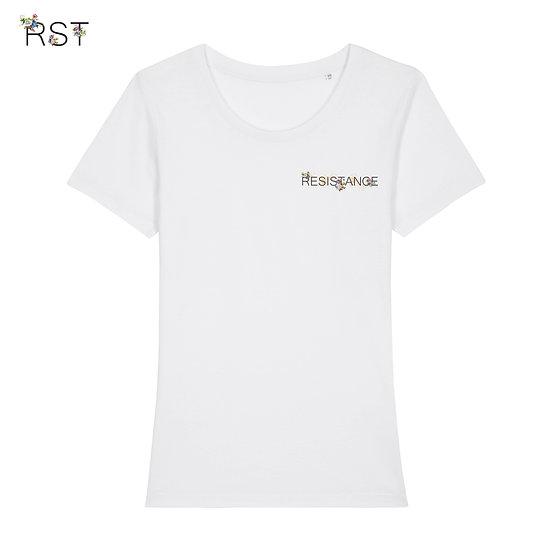 Tee Shirt Femme Blanc