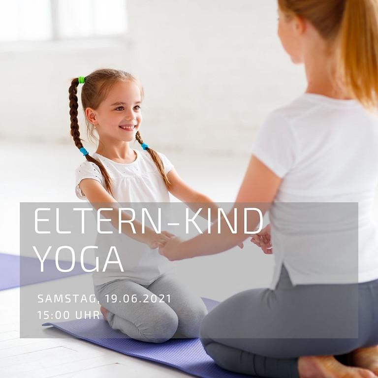 ELTERN - KIND YOGA
