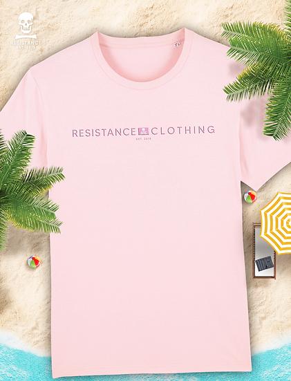 Tee Shirt Coton Pink